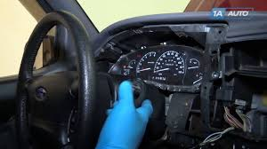 how to remove reinstall instrument cluster 1993 03 ford ranger buy