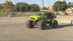 fox43 morning team gets the ultimate monster truck experience