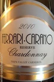 carano reserve cabernet tasting notes 2010 carano reserve chardonnay carneros usa
