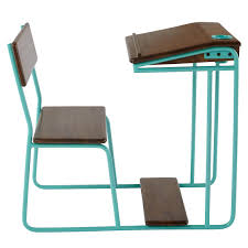 Modern School Desks School Desks 2 Seater Keko Furniture