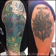 cover up ideas for shoulder 34 tribal tattoos that turned