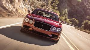 bentley continental flying spur car news and reviews autoweek