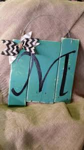 Porch Hangers by 9 Best Initial Door Hangers Images On Pinterest Initials Pallet