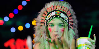 please don u0027t wear a native american headdress to your music festival