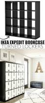 Malm Bookshelf Best 25 Expedit Hack Ideas On Pinterest Console Ikea Meuble Tv