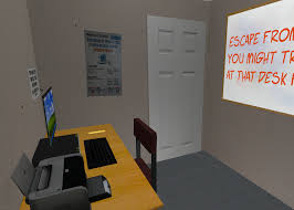 vr escape room office escape by cspears1110