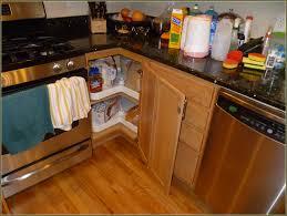 Upper Corner Cabinet Dimensions Kitchen Interesting Kitchen Cabinets Design Ideas With Lazy Susan