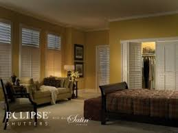 Plantation Shutters For Patio Doors Using Plantation Shutters As Doors Eclipse Shutters