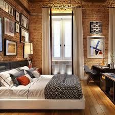 chambre à coucher cosy le mur en brique décors spectaculaires archzine fr residential
