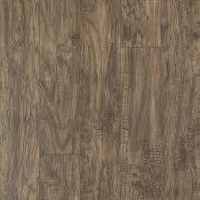 Lowes Laminate Floor Shop Pergo Max 6 14 In W X 3 93 Ft L Greyson Hickory Handscraped