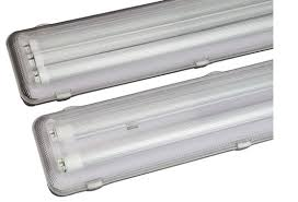 Vapor Tight Fluorescent Light Fixture Led Cooler Lights Walk In Coolers Freezers Ceiling Mounted