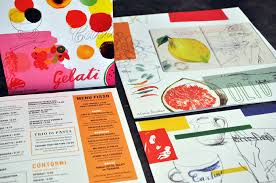 art of the menu carluccio u0027s