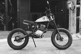 future honda motorcycles the doomsday raider ely buendia u0027s custom honda xr200 by
