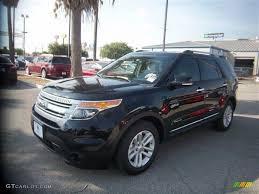 Ford Explorer 2014 - ford explorer 2014 black wallpaper 1024x768 10239