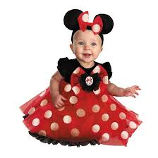 Baby Mouse Halloween Costume Girls U0027 Disney Red Minnie Mouse Baby Costume Target