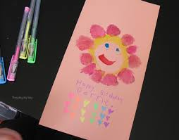 threading my way make a handmade birthday card for a special occasion