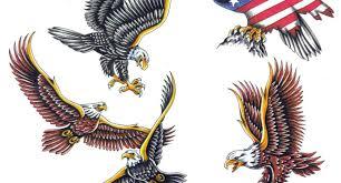 bald eagle tattoo ideas bald eagle tattoo tattoos 5371115 top