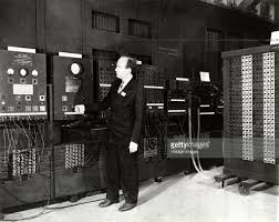 operating the eniac pictures getty images