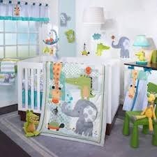 Safari Crib Bedding Set Jungle Safari Baby Bedding Baby Gear Kohl S