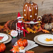 scout return week shelf ideas elves and thanksgiving