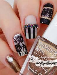 201 best nails black u0026 white neutral images on pinterest nail
