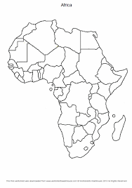 africa map drawing blank map of africa africa map blank with 424 x 605 map of usa