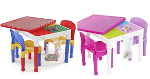 Lego Table Toys R Us Activity Tables With Chairs Only 29 99 Shipped Lego And Duplo
