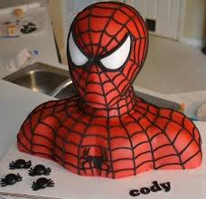 13 best spiderman images on pinterest spiderman birthday cake