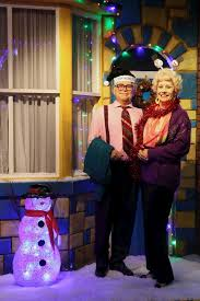 coronation street blog celebrate christmas on the cobbles at
