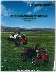 28 2013 polaris scrambler 850 service manual 5395 2013