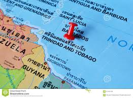 where is and tobago located on the world map and tobago location on the south america map on world map