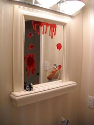 Bloody Shower Curtain And Bath Mat Nancy Drew Is My Homegirl How To Fangirl How To Be The Halloween