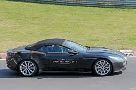 green aston martin when prototypes become mobile billboards aston martin db11
