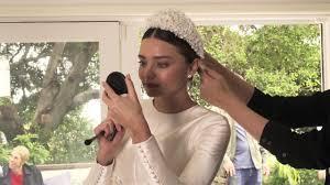 wedding dress miranda kerr miranda kerr wedding dress fitting july 2017