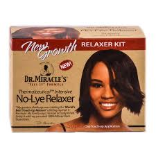 dr miracle hair dr miracle s no lye relaxer kit super olybeauty comolybeauty com