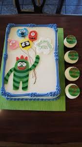 awesome yo gabba gabba cake nick jr parties