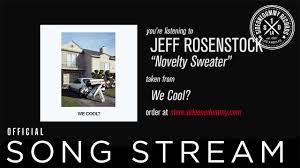 jeff rosenstock novelty sweater