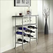 dining room marvelous metal wall wine rack steel wine rack apex