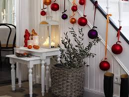 Home Stairs Decoration 23 Gorgeous Christmas Staircase Decorating Ideas