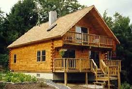 chalet cabin plans aframe with balcony crockett s log homes chalet i log home with