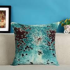 bedroom stylish throw decorative turquoise pillows ideas with red