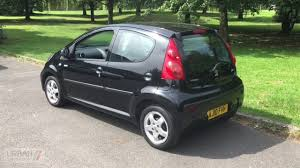peugeot car company peugeot 107 millesim urban car company youtube