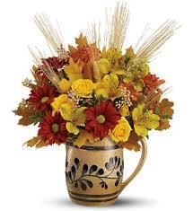 elkton florist williamsburge salt glaze pitcher 09t300 fresh floral keepsake in