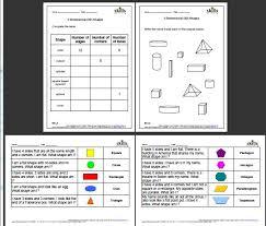 properties of shapes worksheet free worksheets library download