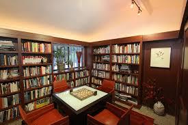 Bookshelves San Francisco by Gorgeous Uplighting Mode San Francisco Mediterranean Family Room