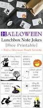 Printable Halloween Riddles by Southern Mom Loves Halloween Lunchbox Note Jokes Printable How