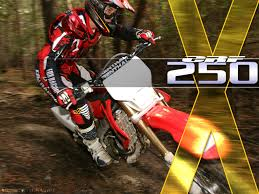 2004 honda crf250x motorcycle usa