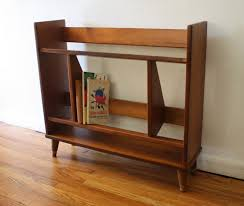 bookshelf picked vintage