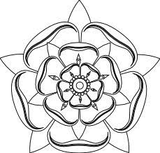 25 beautiful tudor rose tattoos ideas on pinterest tudor rose