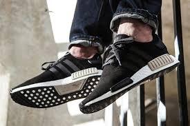 foot locker northern lights adidas nmd r1 foot locker exclusive black light sneaker freaker